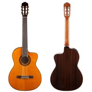 Takamine EG128SC Classical Guitar